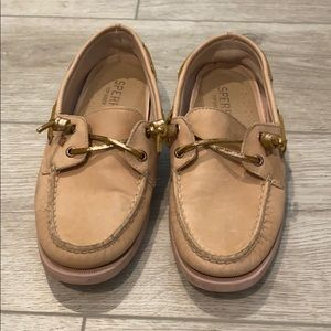 Rosegold Sperry Top-sider